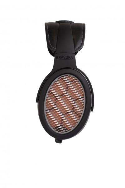 Bravua Kopfhörer Black Special Edition